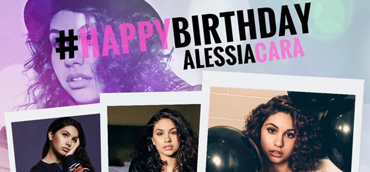 Feliz Aniversário, Alessia!