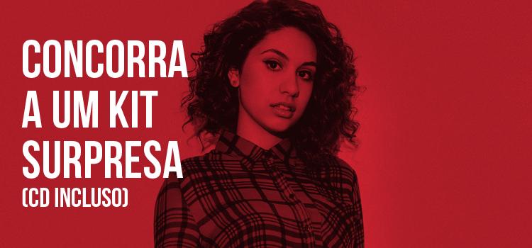 """Promoção Kit Surpresa + CD [ENCERRADA] Ganhadora """"Ariane Mello"""""""
