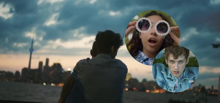 """Troye Sivan lança videoclipe de """"WILD"""" com Alessia Cara"""