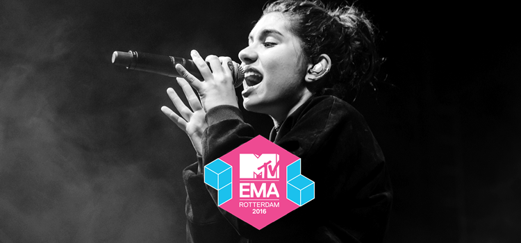 Alessia é indicada ao MTV Europe Music Awards 2016