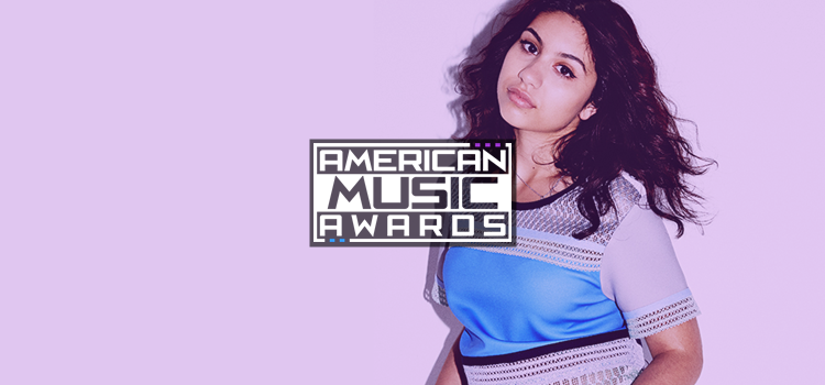 Alessia é indicada ao American Music Awards 2016