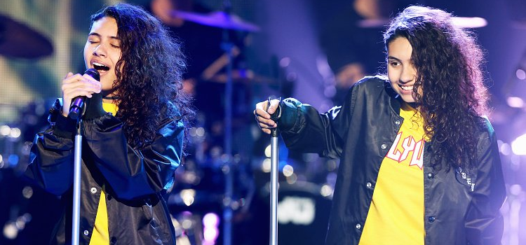 "Alessia Cara apresenta ""Scars To Your Beautiful"" e ""Wild Things"" no New Year's Rockin' Eve"