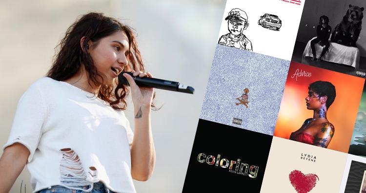 Aqui estão todas as ótimas músicas que Alessia Cara recomenda