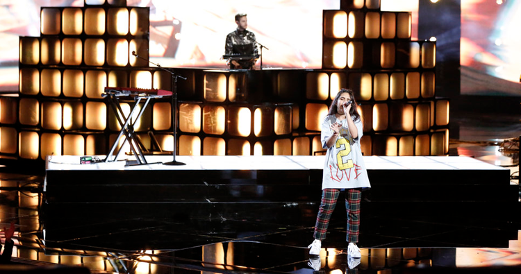 "Alessia Cara apresenta ""Stay"" e ""Scars To Your Beautiful"" na final do The Voice"