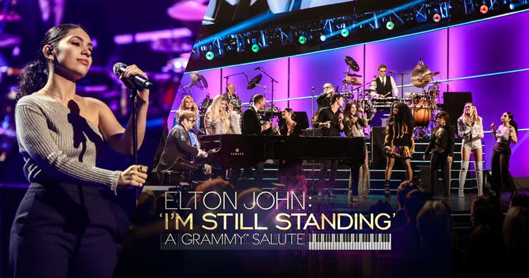 """""""Grammy Salute"""": Assista a participação de Alessia Cara no especial em tributo a Elton John"""