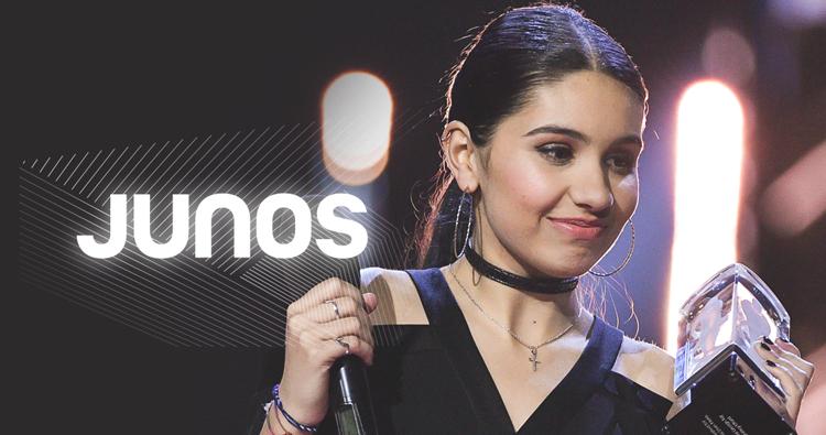 Alessia Cara é indicada ao JUNO Awards 2019